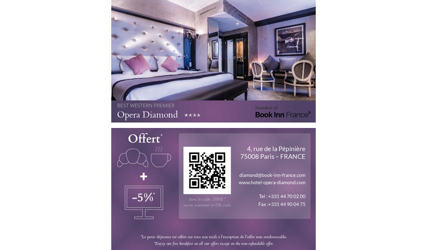 Paris Inn Group Cartes De Visite